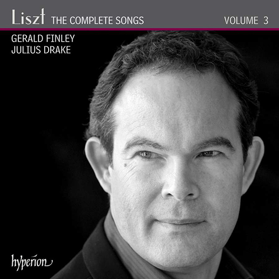Liszt: The Complete Songs Volume 3