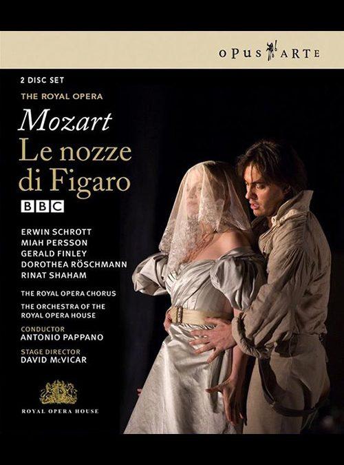 Mozart: Le Nozze di Figaro (2008)
