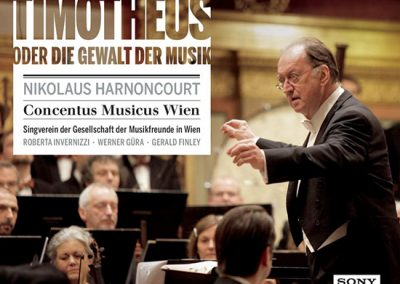 Händel/Mozart/Mosel: Timotheus oder die Gewalt der Musik
