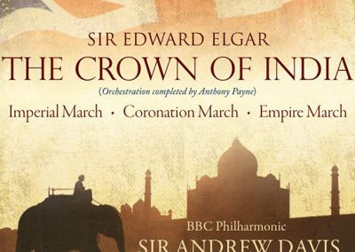 Elgar: The Crown of India