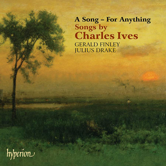 Ives: A Song – For Anything