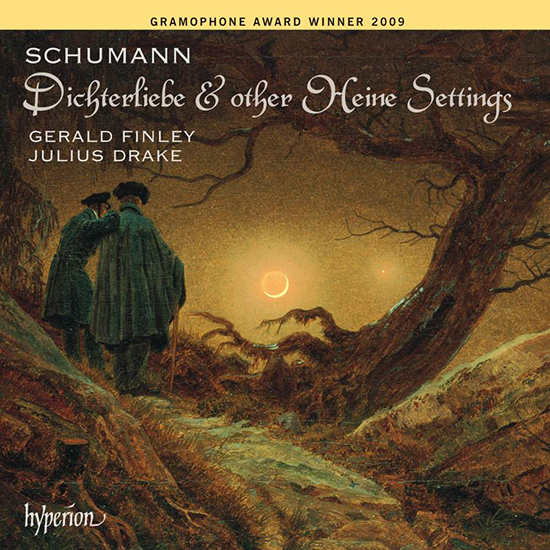 Schumann: Dichterliebe and other Heine Settings