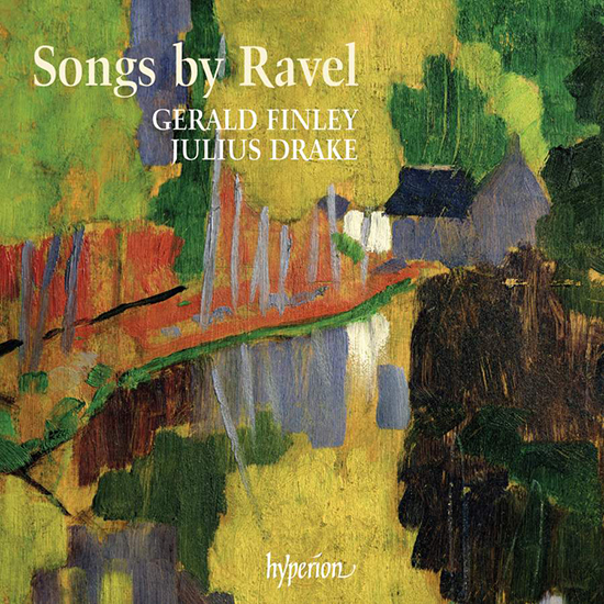 Ravel: Songs by Ravel