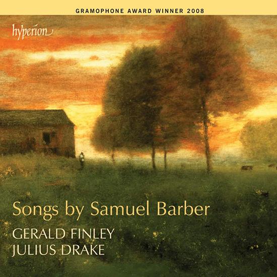 Songs by Samuel Barber