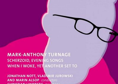 Turnage: Orchestral Works Vol. 1