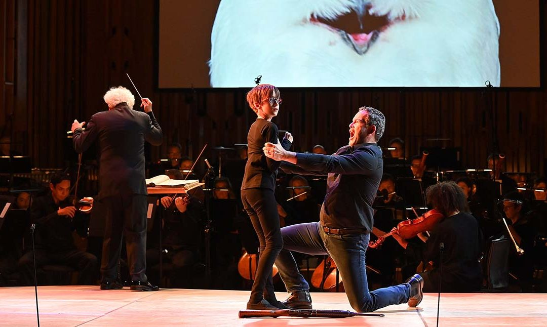 Gerald Finley's Acclaimed Performance as Forester in Janáček's The Cunning Little Vixen to be Released on LSO Live 4 September