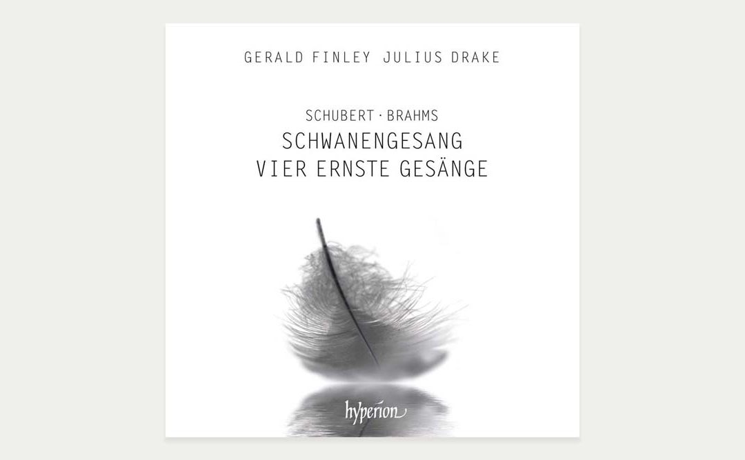 Gerald Finley Nominated for 2020 Gramophone Awards for Schubert/Brahms