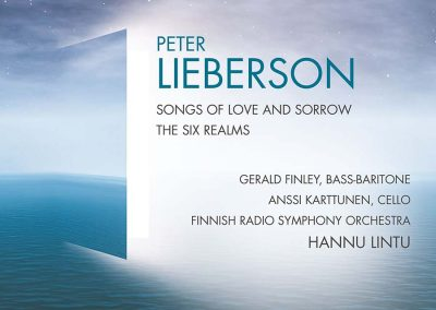 Lieberson: Songs of Love and Sorrow