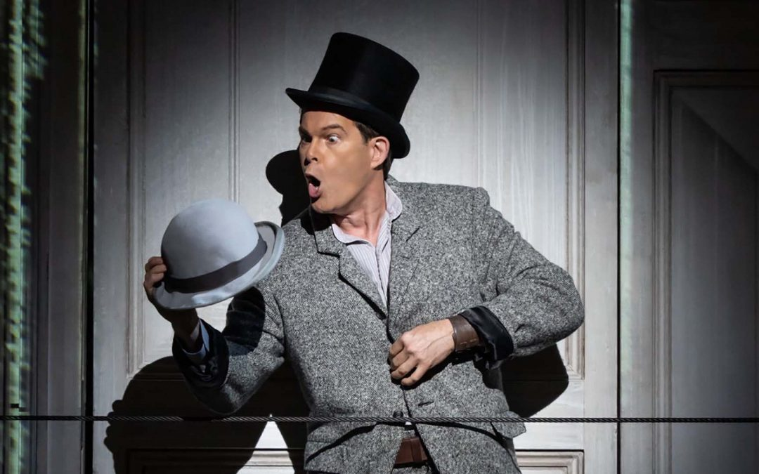 """Gerald Finley """"Stunning"""" in Role Debut as Leporello in Don Giovanni at Royal Opera House"""