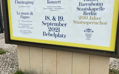 Opera für alle – Le nozze di Figaro Berlin